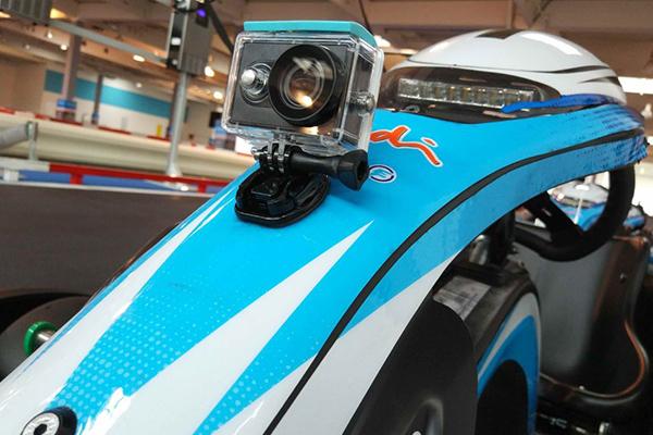 Natočte si svou jízdu s GoPro!
